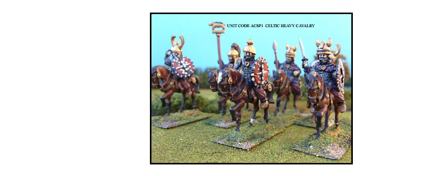 CELTIC PAINTED UNITS