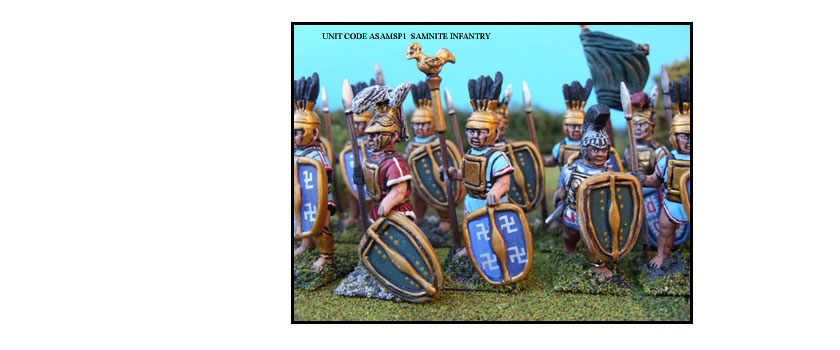 SAMNITE PAINTED UNITS