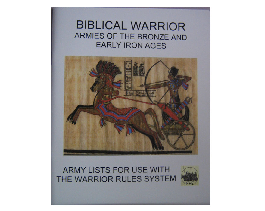 BIBLICAL WARRIOR