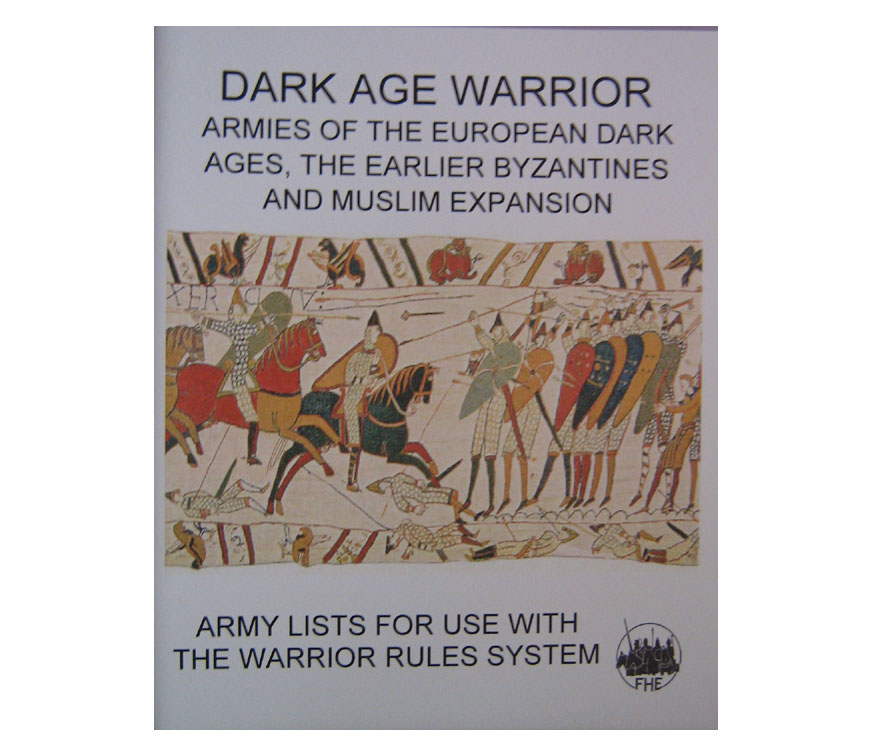 DARK AGE WARRIOR