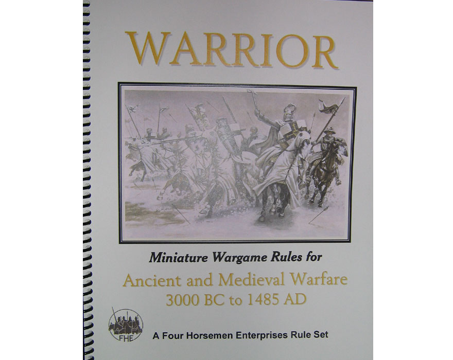 WARRIOR 1ST EDITION